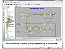 PLC Professional Programming Software, Simulator, Monitoring, Example and Manuals. Virtual Controller and Automation CD