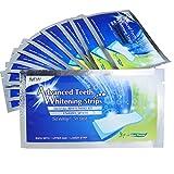 Dental Care Kits, Teeth Whitening Strip, iFanze Elastic Advanced Teeth Whitening Gel Strips Whitestrips Bleaching System Cleaning Teeth 14 x 2pcs