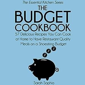 The Budget Cookbook Audiobook