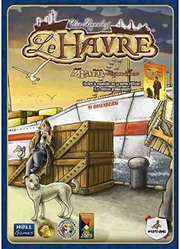 Le Havre - Edicion Española Maldito Games: Amazon.es: Juguetes y ...