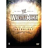 WWE - Wrestlemania The Complete Anthology - 21 Piece Box Set