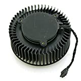 Replacement Video Card Cooling Fan For GTX Titan GTX980 980Ti Graphics Card Fan BFB0712HF 12V 1.8A 65mm 4 Pin