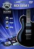 PLAY Rock Guitar 1, Alfred Publishing Staff, 0739065688