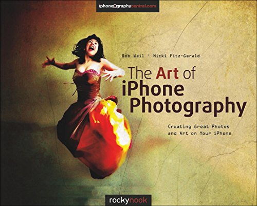 The Art of iPhone Photography explores how 45 of today's best iPhonegraphers from around the world conceived, composed, and created some of their finest and best-known pieces-all in their own words. Through an understanding of the artists' visions, c...