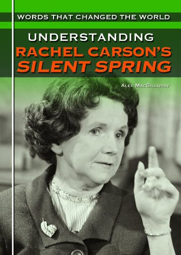 a literary analysis of silent spring by rachael carson The worldview of the 'citizen' in rachel carson's silent spring is an identity for   silent spring created a social identity – a grammatical interpretation of the.