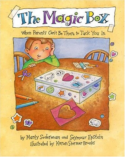 The Magic Box: When Parents Can't Be There to Tuck You in by Magination Pr