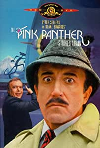 Amazon.com: The Pink Panther Strikes Again: Peter Sellers ...