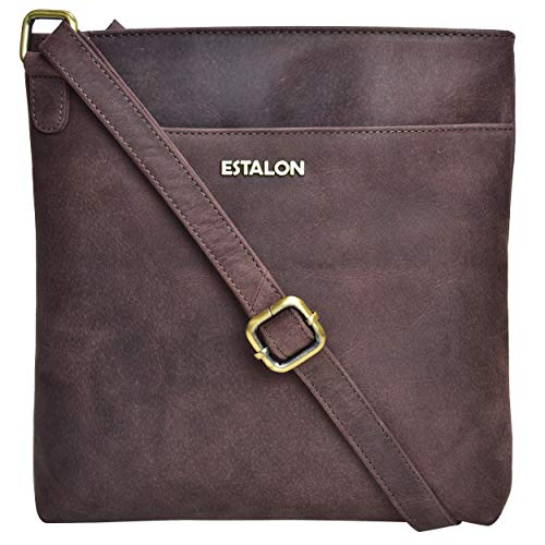 Crossbody Bag for Women - Crossbody Purse for Women Leather Crossbody Bags Small purse - Suede Outback