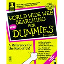 World Wide Web Searching For Dummies 2e