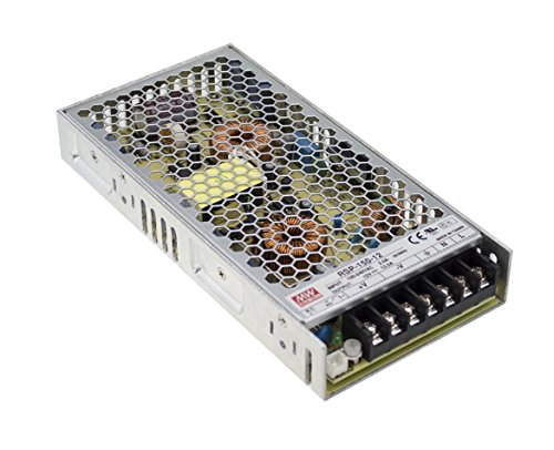 Enclosed Type 150W 5V 30A RSP-150-5 Meanwell AC-DC SMPS RSP-150 Series MEAN WELL Switching Power Supply 30a Thin Series