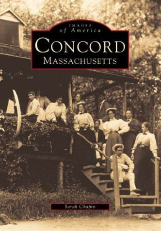 Concord   (MA)   (Images  of  America) (City Of Concord California)