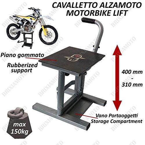 CAMAMOTO SOLLEVA MOTO MANUALE COD. 77549825 ONE