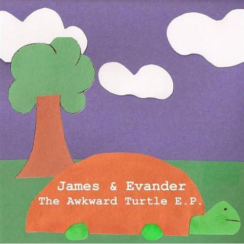 James And Evander James and Evander Let's Go 7in.