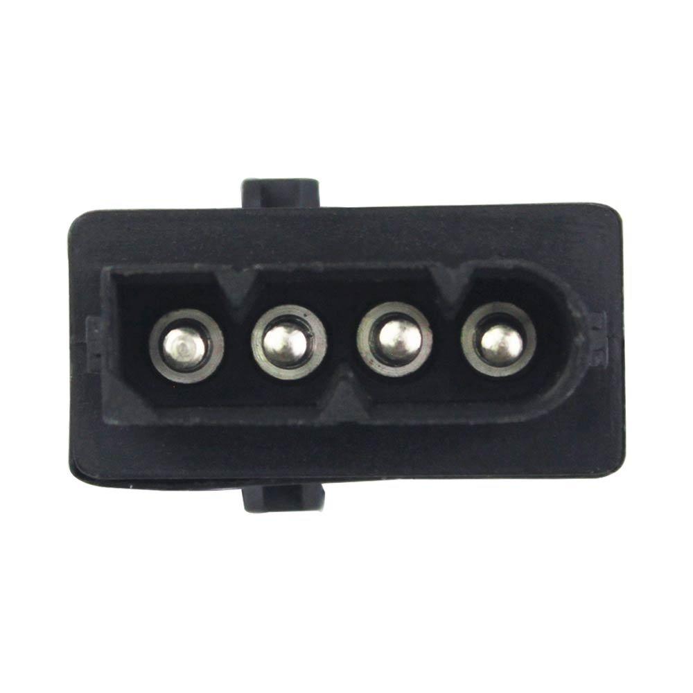 Dade 4 Pin Brake Light Switch for 1992-1999 E30 E36 3 Series 1987-1989 E24 E28 5 & 6 Series by Dade (Image #3)