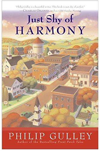 Price comparison product image Just Shy of Harmony (A Harmony Novel)