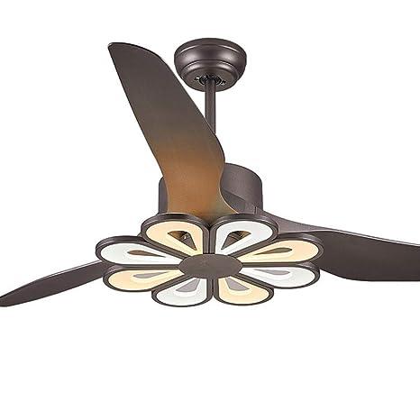 Xmyx Ventilatore Da Soffitto Con Luce E Telecomando