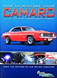 How to Restore Your Camaro, Car Review Staff, 0941596230