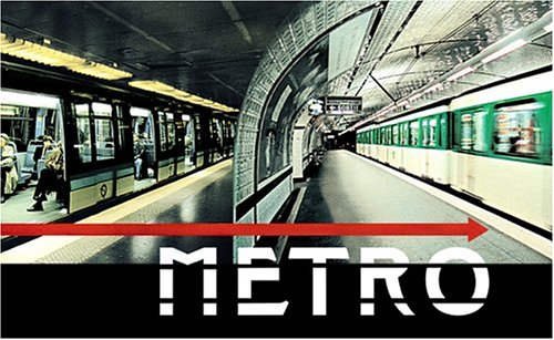 Metro: Photographic Elevations of Selected Paris Metro Stations ebook