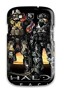 Awesome Modern Flip Case With Fashion Design For Galaxy S3