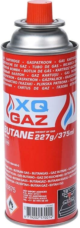 SUPER EGO 90900 Cartucho de Gas, Adultos Unisex, 227 Gr ...