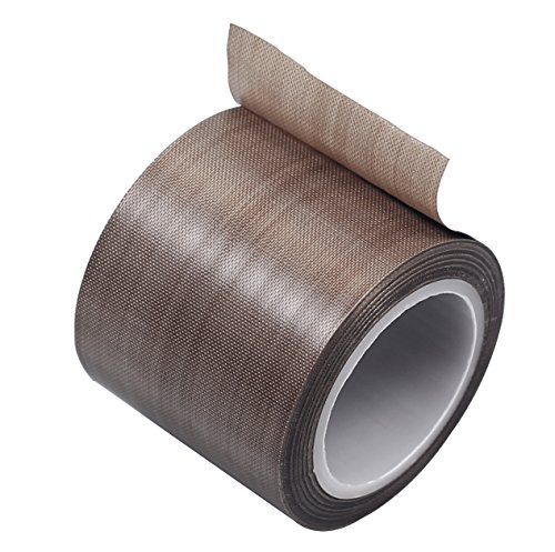ptfe-coated-fiberglass-high-temperature-tape-with-silicone-adhesive-cloth-release-surface-on-heat-se