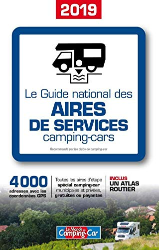 Le guide national des aires de services camping-cars Guides Larivière: Amazon.es: Collectif, Chapenoire, Antoine: Libros en idiomas extranjeros