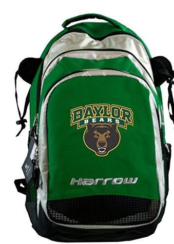 Baylor University Field Hockey Bag Or Baylor LAX Bag HARROW Green by Broad Bay