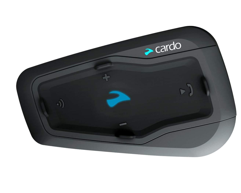 Cardo 2+ KIT Mains-Libres FREECOM, Noir, Single