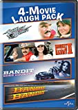 Smokey and the Bandit / Smokey and the Bandit II / Bandit Goes Country / Bandit, Bandit 4-Movie Laugh Pack