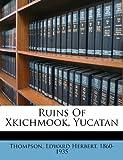 Ruins of Xkichmook, Yucatan, , 1172543593