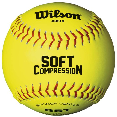 A9318 Super Seam Technology Soft Compression Softballs fr...