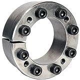 Climax Metals C133M-30X55 Series 133 Locking Assembly, Steel, 1.18'' ID, 1.34'' Width, 30 mm Shaft Diameter