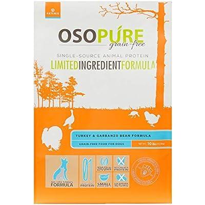 Artemis OSOPURE Grain Free Turkey & Garbanzo Bean Dry Dog Food