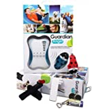 Guardian Angel for 3 Kid's Tracker Child Children Locator Alarm Family Protection Security Babysitter