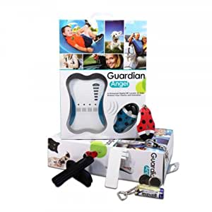 Guardian Angel for 4 Kid's Tracker Child Children Locator Alarm Family Protection Security Babysitter
