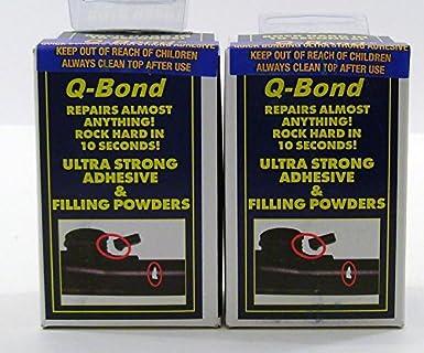 Amazon Q Bond Repair Kit Small Quick Bonding Adhesive 2 Pack