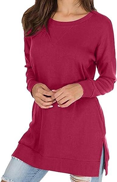 Camisetas Manga Larga Mujer Hombre Amante Tumblr Kimono Otoño Mujer Camisetas Vestidos Camisas Ropa Chandal Chaquetas Tops Sudaderas Capucha Blusa: Amazon.es: Ropa y accesorios