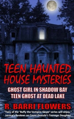book cover of Teen Haunted House Mysteries Bundle