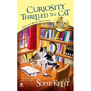 Curiosity Thrilled the Cat Hörbuch
