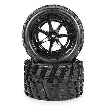 Amazoncom Paleo Wltoys L969 Rc Car Spare Parts Rear Tire L969 02
