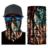 Multifunctional Sports Stretchable Casual Headband Sweatband Fishing Mask Magic Camo Scarf Headwear Head Wrap Neck Gaiter
