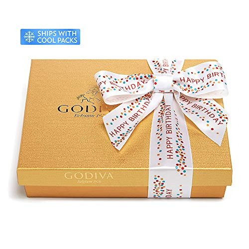 Godiva Birthday Chocolate Gift Box - Free Shipping