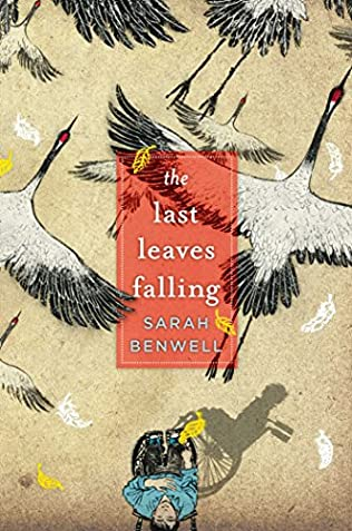 book cover of The Last Leaves Falling