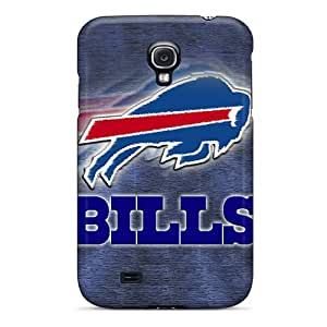 Protector Cell-phone Hard Covers For Samsung Galaxy S4 With Unique Design Beautiful Buffalo Bills Image Marycase88