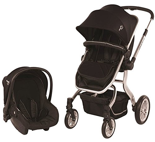 Evenflo Legacy LX, Carriola Travel System, Color Negro