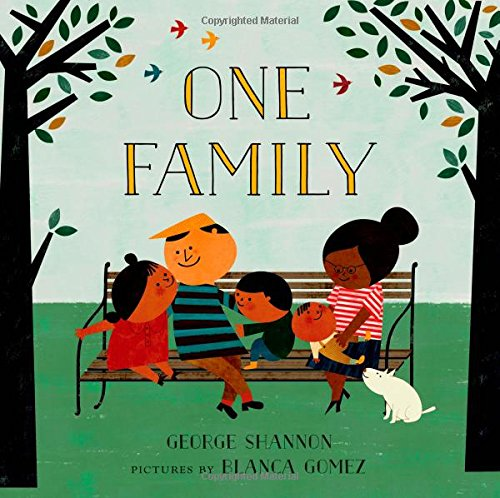 Image result for One Family by George Shannon and Blanca Gomez