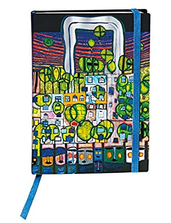 Hundertwasser Agenda 2018 (Löwengasse): Tagesplaner