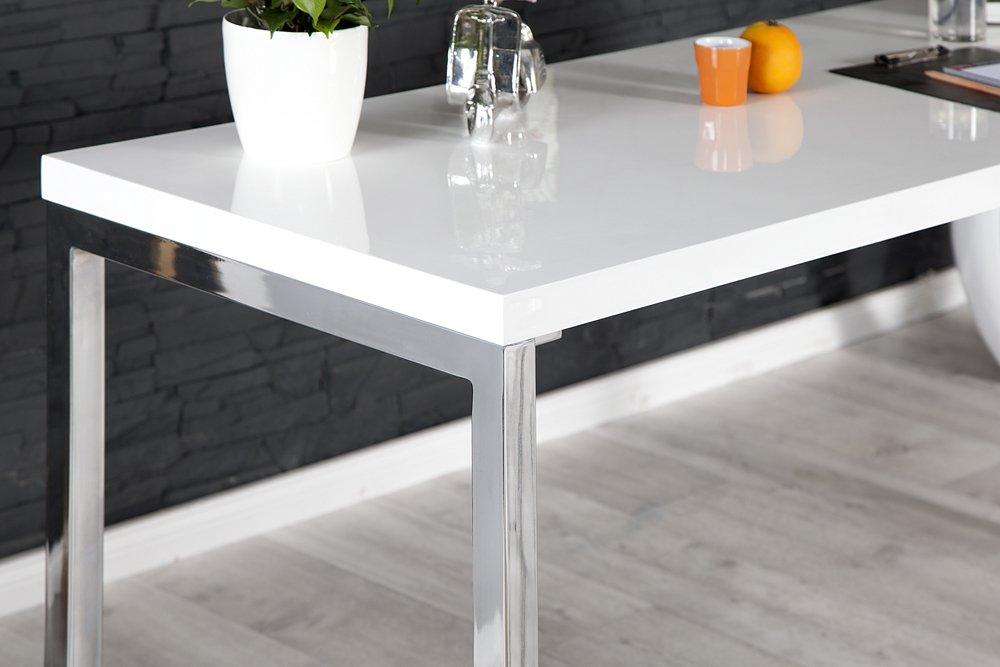 Scrivania Ufficio Palermo : Riess ambiente design laptop tavolo scrivania bianca 160 x 60 cm