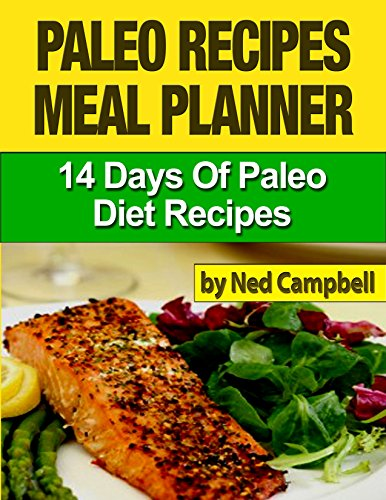 Paleo Recipes Meal Plan Days ebook