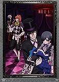 Anime Calendar 2015 Kuroshitsuji (black butler) Book Of Circus